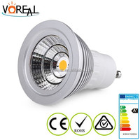 High quality 5w cob led bulb gu10 2700K 3000K 4000K 5000K Perfect Size led ceiling spotlight