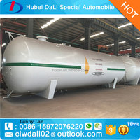 80CBM Quality pressure vessel lpg storage tank, gas storage tanks, natural gas storage tanks