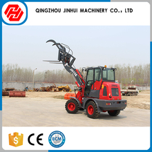 Alibaba factory wheel sugar cane loader for sale