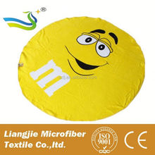 [LJ] Promotional Microfiber Towel With Good Water Absorption, Comfortable Texture and Unfading Printing