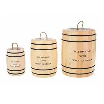 2017 High quality Caoxian wholesale round wood coffee box for superseptember