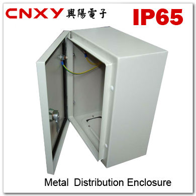 China bset sell IP54~IP66 Outdoor Electrical Metal Power Distribution Box