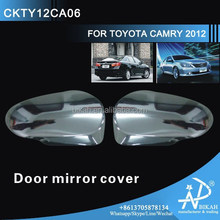 CHROME Door mirror cover FOR TOYOTA CAMRY 2012 ABS MODIFY