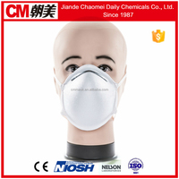 CM 4-ply cup customed FFP1/FFP2 face shield for mining