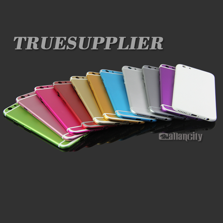 most popular products china colorful for iphone 6 housing