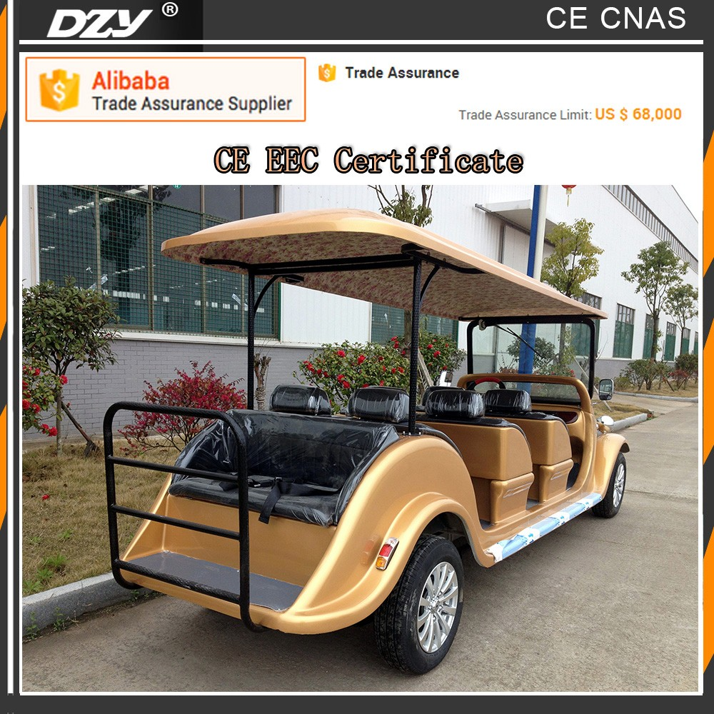 4-6 seat Golf Course used electric golf cart golf car