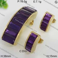 Popular Chinese Site Steel Jewelry Unique Powell Stainless Steelwholesale gothic jewelry