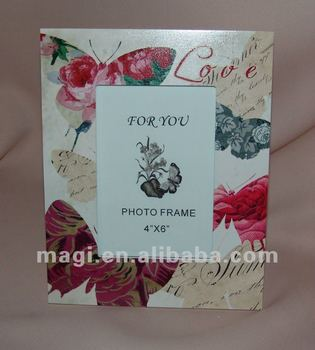 "Hold 4x6"" Post Card New Style Photo Frame"
