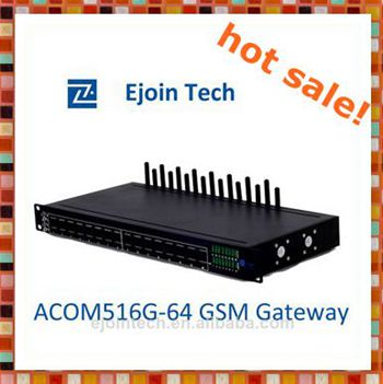 HOT SALE! ACOM516 16 port pri sip gateway