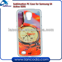 Sublimation Printable Mobile Phone Cover for Samsung S4 Active 9295