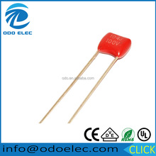 Film-Foil Metallized CL21X 682J 63V Polyester film Capacitor