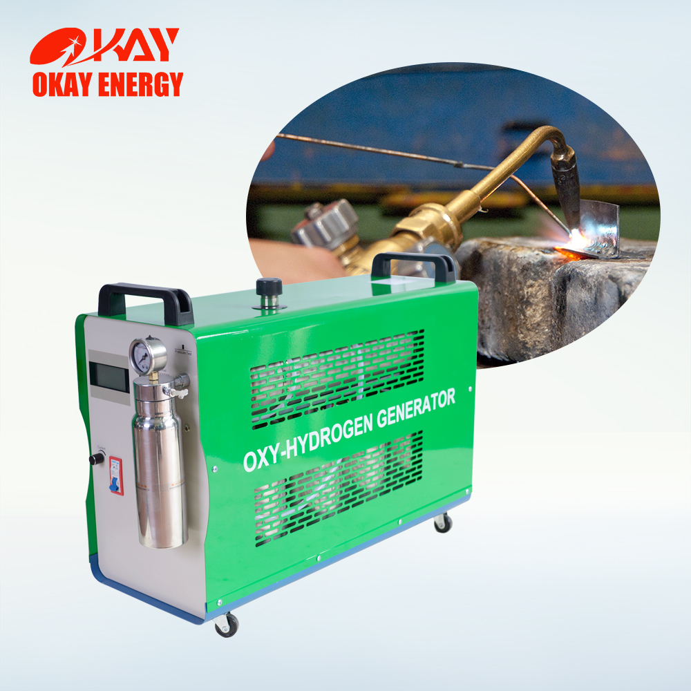 Auto parts investment casting machine oxy-hydrogen generator oxy hydrogen