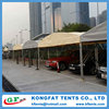 China manufacturer easy set up high quality aluminum alloy carport for car storage