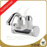 SSOBLSXB LED Display Instant Hot Water Tap Electric Faucet
