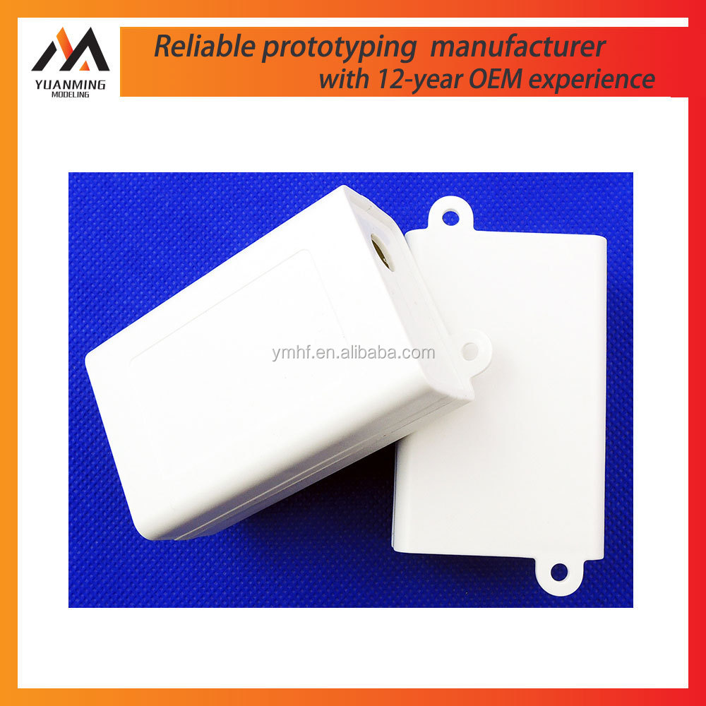 factory supplier reaction injection molding plastic case