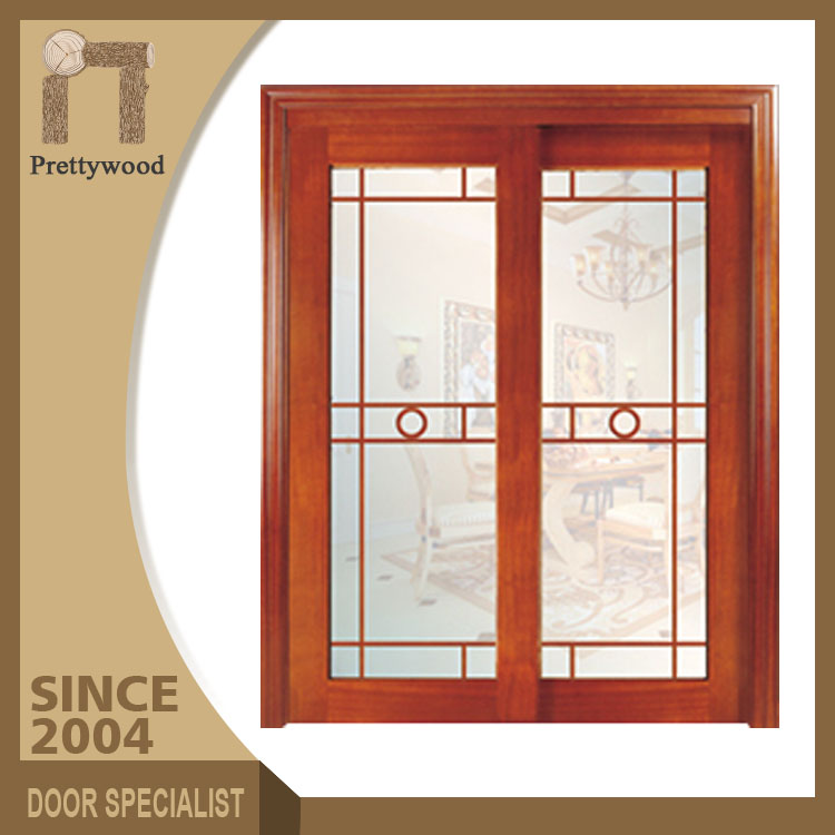 High Quality Interior Simple Korean Interior Balcony Sliding Doors