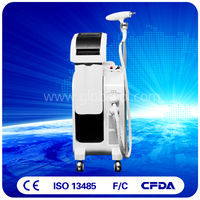 Alibaba express Tattoo removal nd yag ipl rf e light