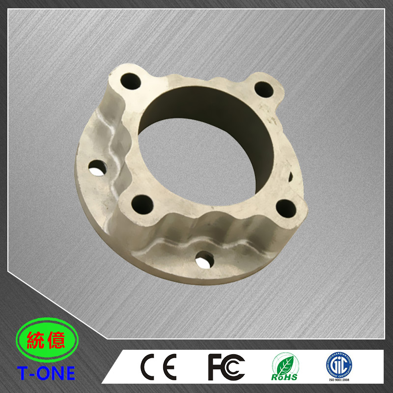 Using the latest equipment stainless steel aluminium alloy cast iron die casting