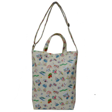 Full printing cotton tote <strong>bag</strong> with high quality