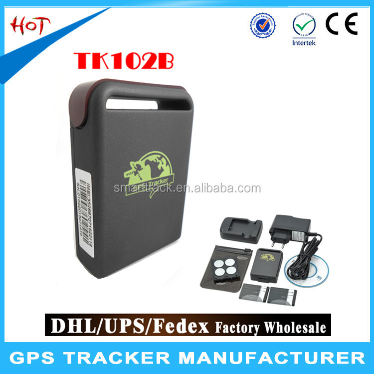 Hot sell Cheap Waterproof GPS Tracker tk102