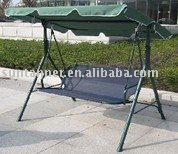 promotional 2 seat patio swing chair / garden swings / hanging swing chair