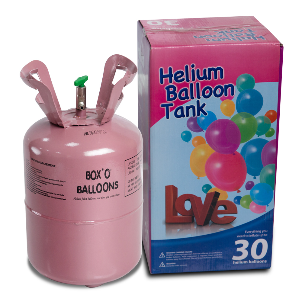 13.4L disposable balloon inflation helium gas <strong>cylinder</strong>