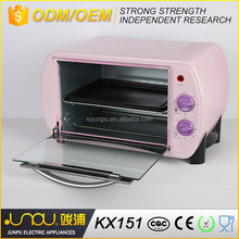 GS/CE/ROHS/PAH/LFGB approved 15L electric portable biscuit baking oven