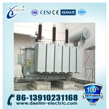 Non-excitation-tap-changing S(F)11 Series of Sealed Oil Immersed Two Winding 69kv Power Transformer