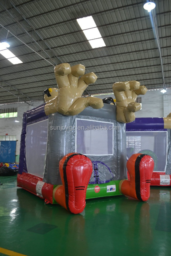 New Style Big Boy Inflatable Bounce Jumper Bouncer Castle For Kids