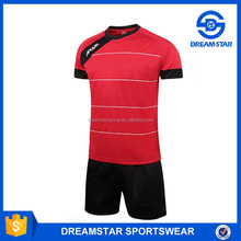 Wholesale National Team Red Training Jersey Suit For Men