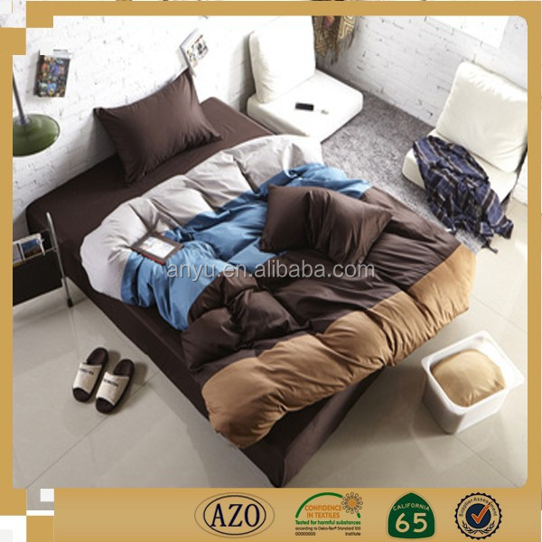 Dark type design is not easy to dirty bed sheets wholesale alibaba