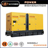 100kw types of electric power generator with China factory price