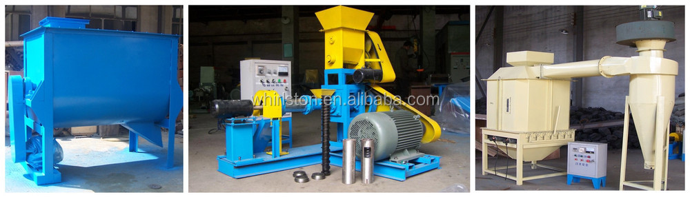 Automatic Animal Feed Pellet Machine