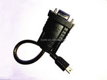 Mini usb 2.0 to serial rs232 adapter