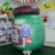 Factory Price Fat Inflatable Bottle Hongyi Made / Promotional Plastic Inflatable Jam Cans Models