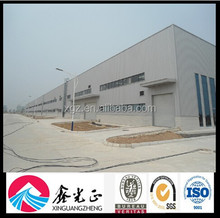 build steel structure manufacturing shop