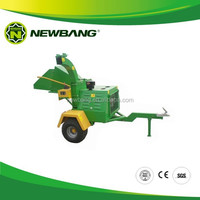 Diesel Wood Chipper Shredder with CE