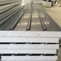 long life span avoid cold bridge effect and lightweight Various specifications eps sandwich panel for workshop
