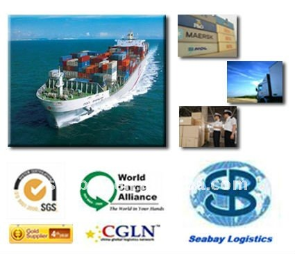 Shipping Forwarder/Agent to Klaipeda Lithuania(Allen)