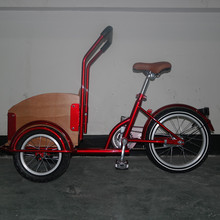 fashion Eurpoe beautiful 3 wheel cargo bike kid's bike child cargo bike kid tricycle for sale