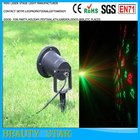 Outdoor waterproof Christmas laser stage lighting,Garden&lanyard laser stage lighting for christmas decoration