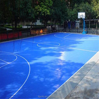 High quality sports flooring Tiles