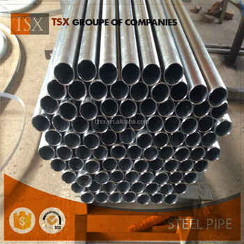 Tianjin manufacturer TSX-173326 steel pipe, 3 inch galvanized pipe, gi pipe class c specifications