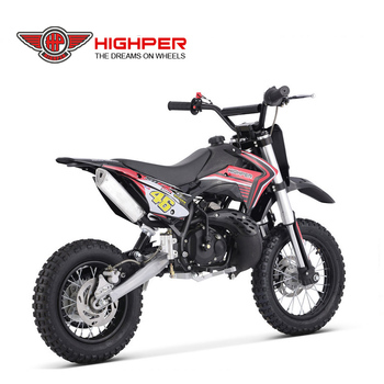 50cc 2 Stroke Kick Start Mini Dirt Bike DB709(B)