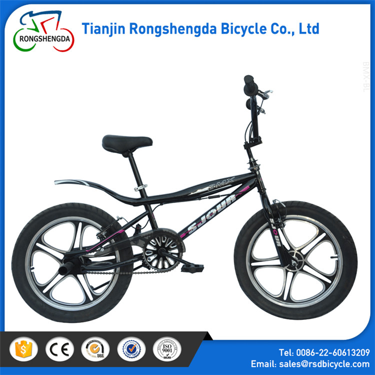 Children fashion BMX bicycle/freestyle bmx bike from China/2015 Popular best-selling styles cheapest bmx bike in China