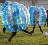 Durable knocker ball,human sized hamster ball,inflatable bubble ball for soccer