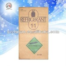 R11 Refrigerant Gas Cold media