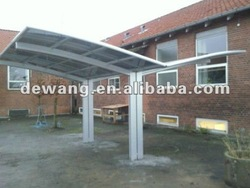 polycarbonate carports roofing