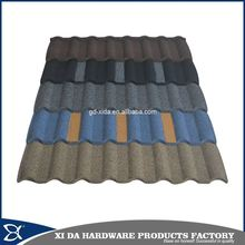 Eco-friendly warehouse metal roof tile
