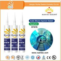 High temperature resistance silicone sealant for Ceramic and tile